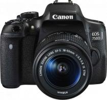 Canon EOS 750D + 18-55 IS