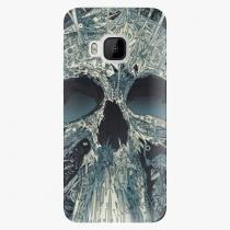 HTC - Abstract Skull - One M9