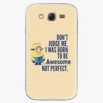 Samsung - Be Awesome - Galaxy Grand Neo Plus