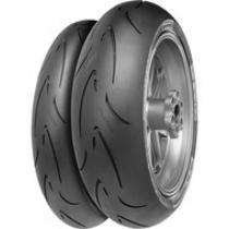 CONTINENTAL ContiRaceAttack Comp. F 120/70 R17 58W TL Soft