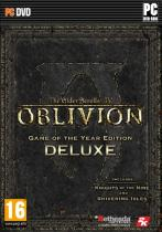 The Elder Scrolls IV Oblivion Game of the Year Edition Deluxe PC DIGITAL