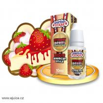 Flavourtec American Stars Strawberry Cheesecake 10ml 0mg