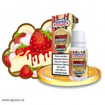 Flavourtec American stars Strawberry Cheesecake 10ml 9mg