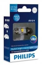 Philips LED 12V 1W 4000K Festoon T10,5x38