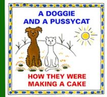 A Doggie and Pussycat - How They Were Making a Cake - Josef Čapek