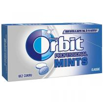 Orbit Professional Classic Mints 18g