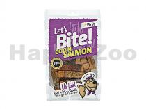 Brit Lets Bite Yo Fish! Cod´n´Salmon 80g