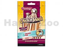 Flamingo Chick´n Snack - Chicken and Fish Strips 85g