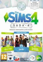 ELECTRONIC ARTS The Sims 4 Bundle Pack 4 (PC)