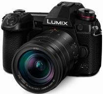 Panasonic LUMIX G9 + 12-60mm + 100-300mm