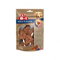 8 in1 Pet Products 8in1 Triple Flavour wings (6ks)