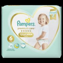 Pampers Premium Pants 6 Extra Large