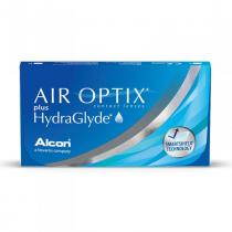 Alcon Air Optix Plus Hydraglyde 6 čoček