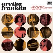 Aretha Franklin - The Atlantic singles collection 1967-1970, 2CD, 2018
