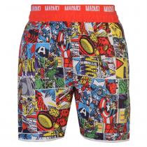 Character Character Board Shorts Mens, Marvel, L