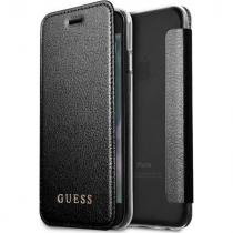 Guess Pouzdro / kryt pro Apple iPhone 8 / 7 / 6s / 6 - Guess, IriDescent Book Black