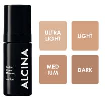 ALCINA Perfect Cover matující make-up 30 ml odstín Medium pro ženy