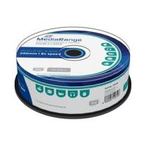 Mediarange MEDIARANGE DVD+R 8,5GB 8x Dual Layer spindl 25pck/bal, MR469