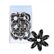 Invisibobble NANO True Black 3 ks