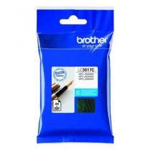 Brother 641294 - Brother LC-3617C (inkoust cyan, 550 str. @ 5% draft) - LC3617C