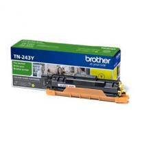 Brother BROTHER Toner TN-243Y - PRO HLL3210 HLL3270 DCPL3510 DCPL3550 MFCL3730 MFCL3770 - cca 1000stran