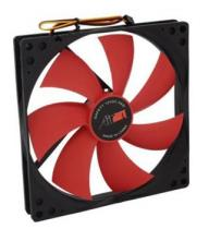 Airen AIREN FAN RedWingsExtreme180 (180x180x25mm, Extreme