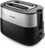 Philips Opékač topinek Philips HD2516/90 černý