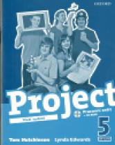 Project 5 Workbook Third Edition +CD