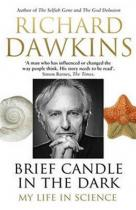 Brief Candle in the Dark - My Life in Science (Dawkins Richard)(Paperback)