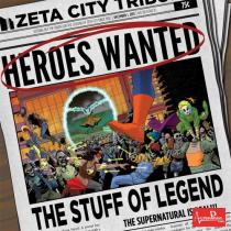Action Phase Games Heroes Wanted: Stuff of Legend