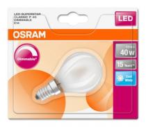 Osram LED SUPERSTAR ClasP 230V 5W 840 E14
