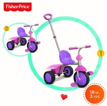 Smart Trike - tříkolka Fisher Price 335 Glee 2v1