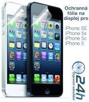 iMore Ochranná fólie Exclusive Line Apple iPhone 5 / 5s / SE