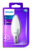 PHILIPS Lighting LED 5,5W/40W E14 WW B35 FR ND candle