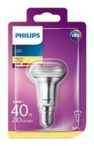 PHILIPS Lighting LED 3W/40W E14 WW R50 36D ND smerová