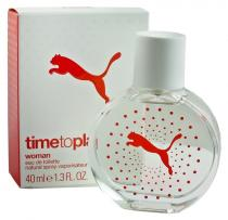 Puma Time To Play Woman, 40ml, Toaletní voda