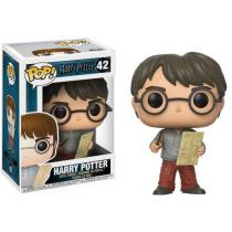 Funko Harry Potter - Harry s Pobertovým plánkem Pop!