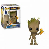 Funko Avengers: Infinity War - Groot Pop!