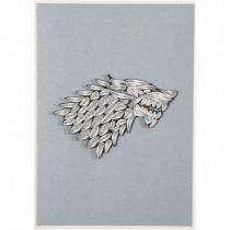 Insight Editions Blahopřání Game of Thrones - House Stark