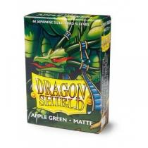 Dragon Shield Obaly Japanese Matte Apple Green
