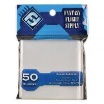 Fantasy Flight Games obaly clear Square Card 70x70mm