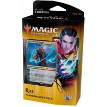 Wizards of the Coast Guilds of Ravnica Planeswalker Deck Ral