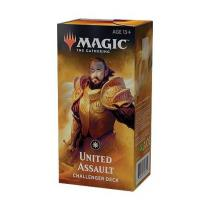 Wizards of the Coast Magic the Gathering Challenger Deck 2019 United Assault