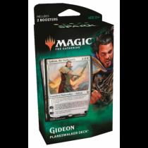 Wizards of the Coast War of the Spark Planeswalker Deck Gideon