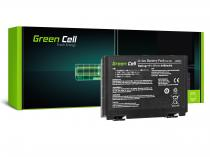 Green Cell AS01 Asus A32-F82/A32-F52/Asus K40/K50IN/K50IJ/K61IC/K70IJ 4400mAh Li-ion ( AS01 4400mAh)