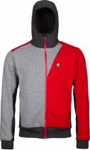 High Point Woolcan 4.0 Hoody grey/red