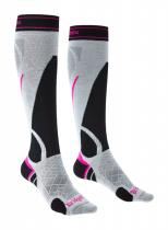 Bridgedale Ski Lightweight Women's silver/black/852
