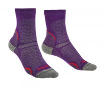 Bridgedale Hike Ultra Light T2 Merino Performance Women's purple/371