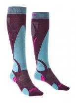 Bridgedale Ski Lightweight Women's blackberry/138
