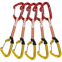 Climbing technology Expreska Fly-Weight DY 10mm 12cm (5ks) červená